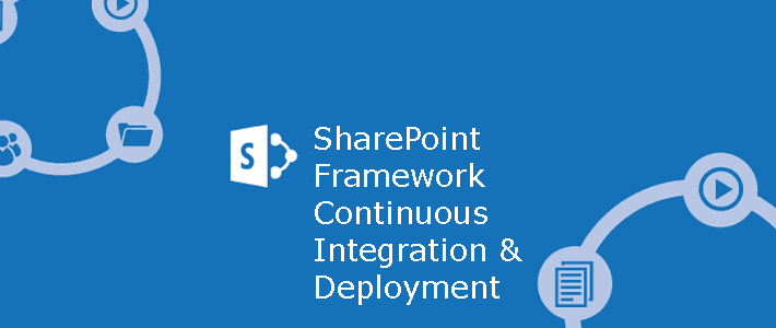 Continuous integration deployment with Sharepoint
