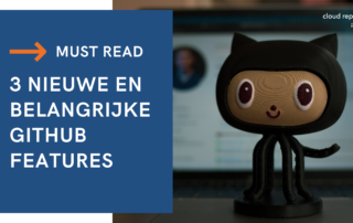 GitHub new features